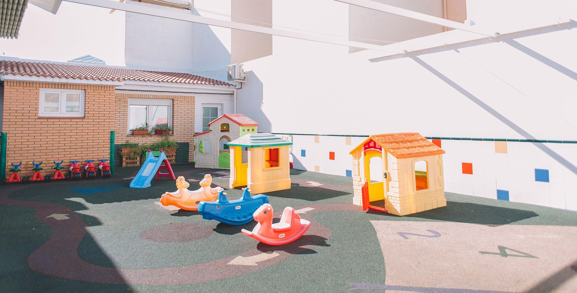 Escuela infantil teatinos